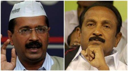 AAP says no to Vaiko's request forsupport