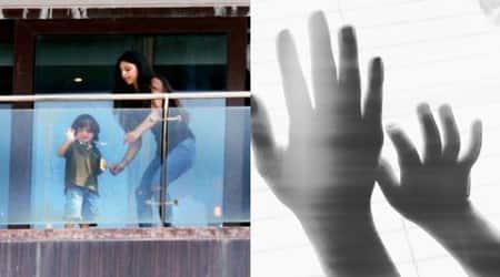 SRK, SRK daughter, Suhana, SRK Son, Abram, Shah Rukh khan, Shah Rukh Khan Daughter, Suhana Abram, SRK Suhana, SRK Abram, SRK Suhana Abram, Suhana Abram dance, Suhana Abram pic, Entertainment news