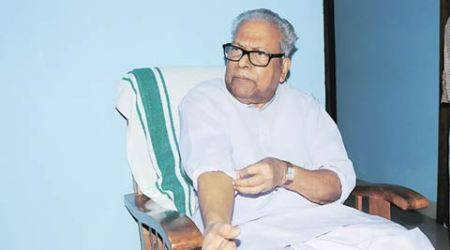 CPI(M) leader VS Achuthanandan gets ready for another electoral battle at 93