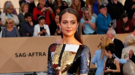 Alicia Vikander lands lead role in 'Tomb Raider' reboot