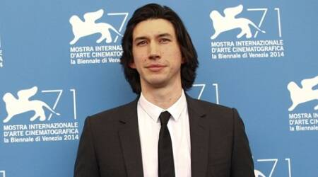 Kids like me after 'Star Wars': Adam Driver