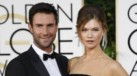My wife Behati Prinsloo gets random pregnancy cravings: Adam Levine