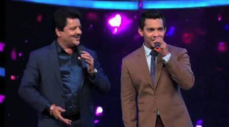 Want father to sing playback for me once: Aditya Narayan