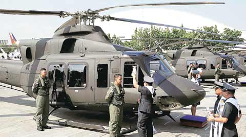 AgustaWestland deal, AgustaWestland scam, AgustaWestland deal probe, Guido Haschke, Carlo Gerosa, VVIP Chopper deal, chopper scam, P Tyagi, vvip chopper scam, agusta westland scam, india chopper scam, vvip scam, india news, latest news
