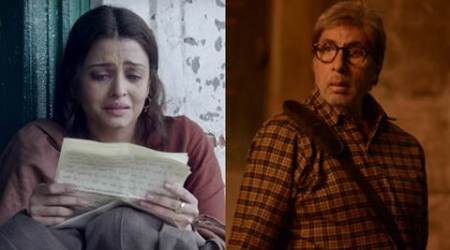 Sarbjit, Sarbjit Trailer, Aishwarya Rai, Sarbjit Movie trailer, Sarbjit Aishwarya Rai, Amitabh Bachchan, Amitabh Bachchan Te3n, Aishwarya Amitabh, Aishwarya Big B, Sarbjit Vs te3n, Sarbjit Te3n clash, Sarbjit Te3n box office clash, Sarbjit film trailer, Sarbjit release, Sarbjit movie release, Te3n release, te3n release date, te3n, Entertainment news