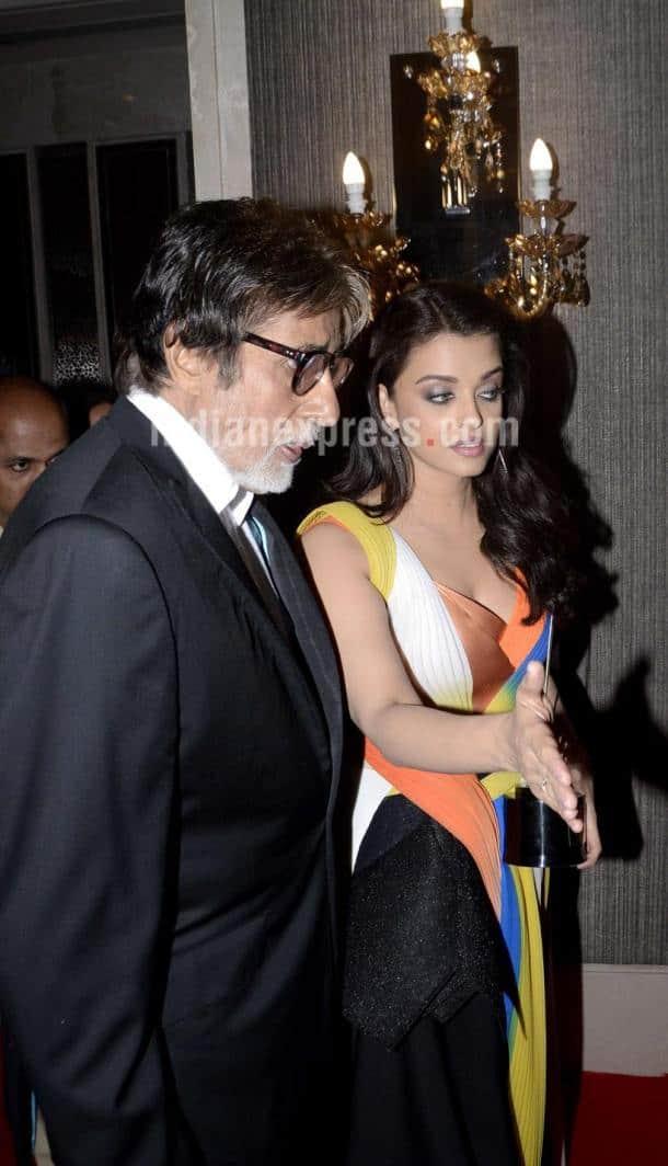 Photos Aishwarya, Sonam, Isha Ambani Shine At Hello Hall Of Fame Awards  The Indian -2476