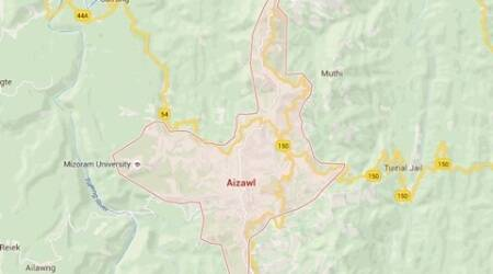earthquake, mizoram earthquake, tremor, mizoram quake, quake in mizoram, aizawl earthquake, earthquake in aizawl, Aizawl Civil Hospital, mizoram tremors, india news