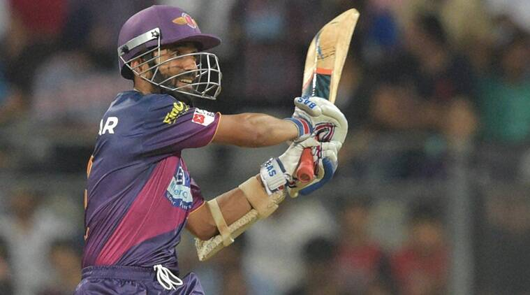IPL 2016, IPL, IPL schedules, IPL updates, IPL news, IPL scores, Ajinkya Rahane, Rahane India, MI vs RPS, RPS vs MI, sports news, sports, cricket news, Cricket