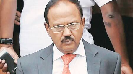 NSA Ajit Doval visits Kabul, both sides welcome new US strategy