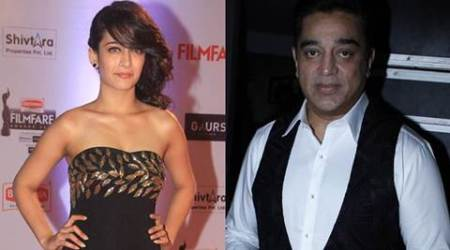 Akshara Haasan turns assistant director on father Kamal Haasan's film