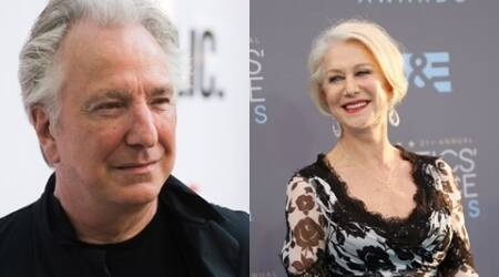 Alan Rickman would be proud of 'Eye in the Sky': Helen Mirren