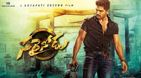 Sarrainodu, Allu Arjun, Sarrainodu cast, Sarrainodu movie, Sarrainodu Allu Arjun, Sarrainodu Allu Arjun news, Allu Arjun movies, Allu Arjun upcoming movies, Entertainment news