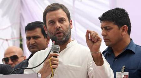 Narendra Modi govt strangulating small businesses: Rahul Gandhi
