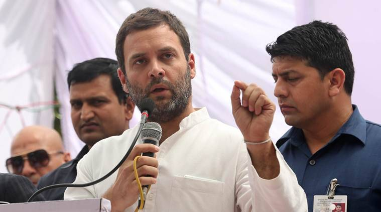 Rahul Gandhi, Excise duty protest, Jewellers protest, Jewllers strike, Jewllery excise duty strike, Jewellery excise duty controversy, Congress, BJP, Delhi news, India news