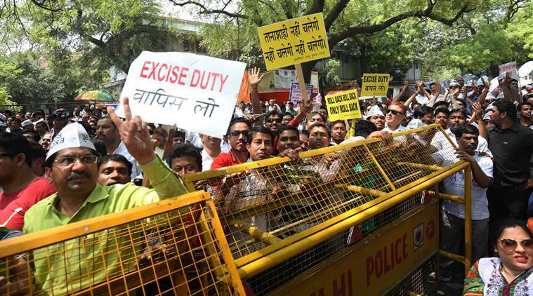Jewellers Strike, Excise duty strike, Jewellery Excise duty strike, Jewellers protest, excise duty protest, jewellery excise duty protest, Rahul Gandhi, Narendra Modi, Delhi news, India news