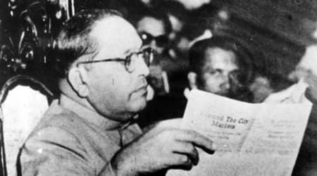 ambedkar, Br ambedkar, dr BR ambdedkar, ambedkar jayanti, ambedkar birthday, birthday of BR ambdedkar, indian express