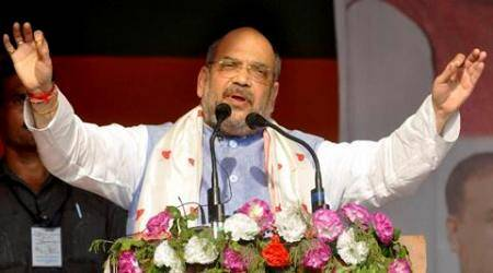 BJP's Dalit plan: Kumbh dip with Shah