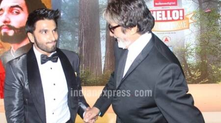 Amitabh Bachchan, Ranveer Singh, Amitabh Bachchan-Ranveer Singh, Amitabh Bachchan movies, Amitabh Bachchan upcoming movies, Amitabh Bachchan songs, Amitabh Bachchan news, Amitabh Bachchan latest news, Ranveer Singh movies, Ranveer Singh upcoming movies, Ranveer Singh news, Ranveer Singh latest news, Entertainment news