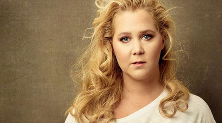 amy schumer to play a box on-screen