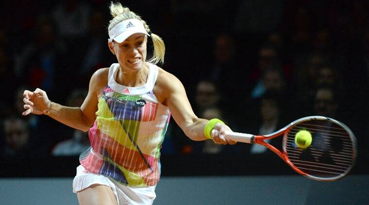 Angelique Kerber, Angelique Kerber vs Laura Siegemund, Laura Siegemund, Stuttgart Grand Prix, sports news, sports, tennis news, Tennis