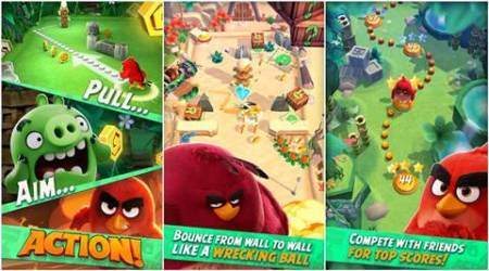 Rovio, Angry Birds Action, download angry birds, Angry Birds movie, game, Angry Birds Action release, smartphone game, mobile game, mobile gaming, Angry Birds franchise, tech news, technology