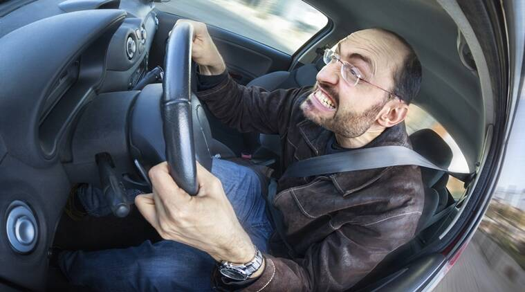 road rage, reasons for road rage, road rage study, men more angry drivers than women, men and women drivers