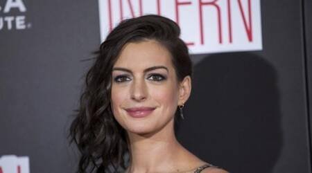 Anne Hathaway still finds it hard to believe that she is a Hollywood actor
