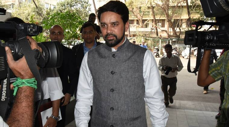 anurag thakur, anurag thakur bcci, bcci, bcci commentators, bcci commentary institute, bcci news, india commentary institute, india news