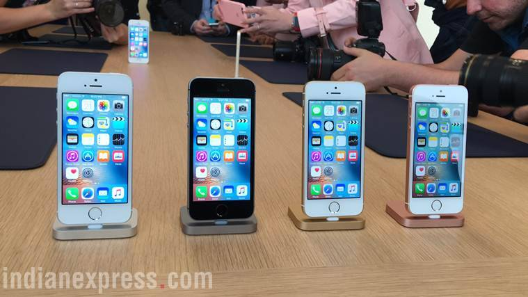 Apple IPad Pro IPhone SE India