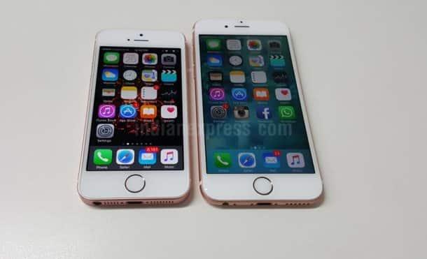 Apple iPhone Se, iPhone SE india, iPhone SE, 4-inch iPhone, new iPhone, new iPhone price, iPhone SE vs iPhone 6s, Apple iPhone SE vs iPhone 6s, iPhone 6 or iPhone SE, new iPhone specs, Apple phone, technology, technology news