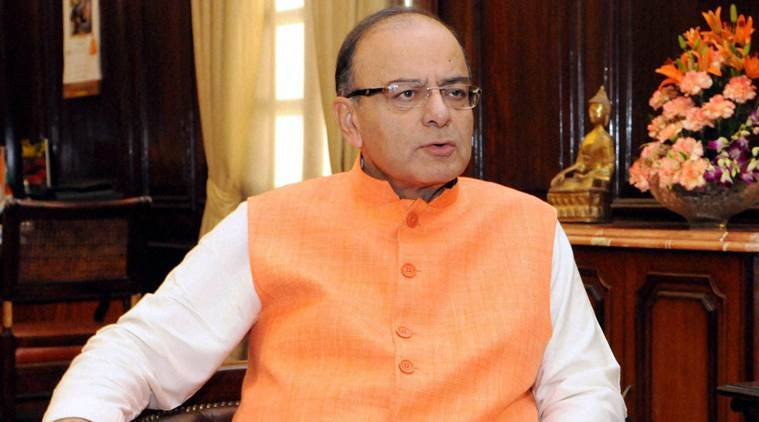 Arun Jaitley strongly condemns PTI Photo