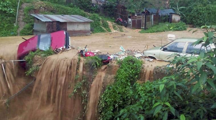 arunachal pradesh, tawang, tawang town, tawang landslide, arunachal pradesh landslide, arunachal landslide, landslide tawang, arunachsl mudslide, india news