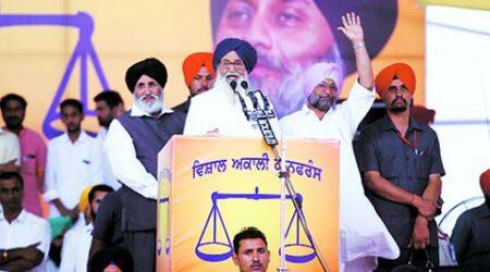 Baisakhi mela conferences: 2017 on mind, Punjab parties trade barbs over SYL issue