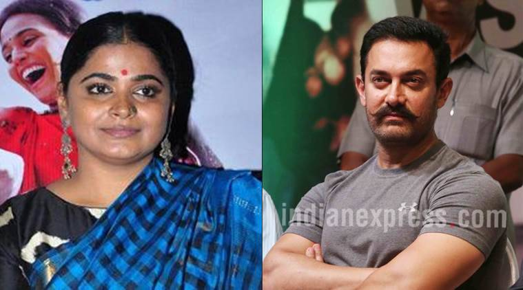Aamir Khan, Ashwini Iyer Tiwari, Dangal, Aamir Khan movies, Aamir Khan upcoming movies, Aamir Khan news, Dangal cast, Dangal upcoming movie, Dangal news, Ashwini Iyer Tiwari movies, Ashwini Iyer Tiwari upcoming news, Ashwini Iyer Tiwari news, Entertainment news