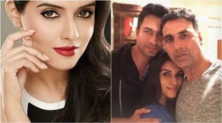 Asin makes official announcement about wrapping up work commitments, shares selfie with Rahul andAkshay
