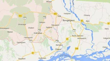 Assam Police arrests four for 'terror links'