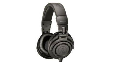 Audio Technica launches matte gray version of ATH-M50x headphones