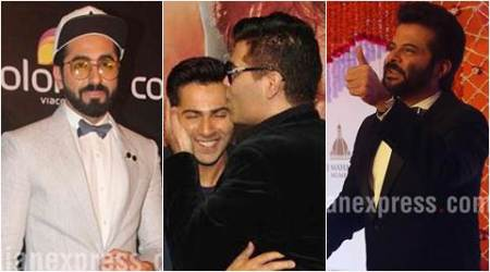 Karan Johar, Anil Kapoor, Ayushmann Khurrana, Varun Dhawan, Karan Johar news, Anil Kapoor news, Ayushmann Khurrana news, Varun Dhawan news, Varun Dhawan birthday, Varun Dhawan movie, Varun Dhawan upcoming movie, Entertainment news