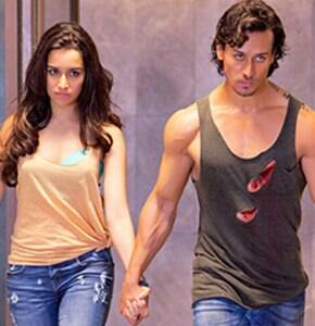 Tiger Shroff's Baaghi collects Rs 38 cr in opening weeekend