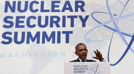 US President Obama seeks reduction of nuclear arsenal in India, Pakistan
