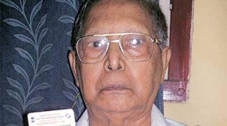 At 103, Bordolaye first at the booth with claim of being India's oldest