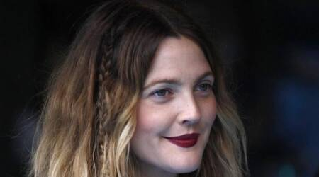 Actor Drew Barrymore thinks dark circles make her look like 'ghoul'