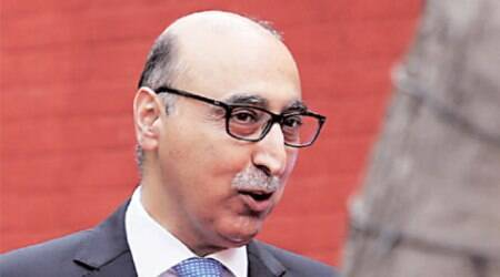 Abdul Basit, india, pakistan, india pak dialogue, CRRID, indian express news, india, pakistan, Pakistan High Commissioner
