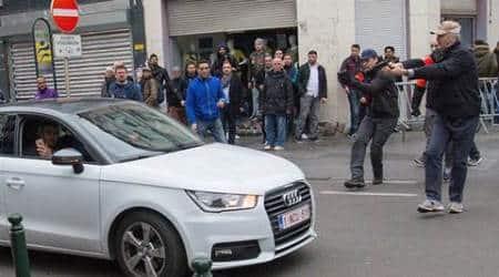 Belgium: Speeding car hits woman during anti-Islam protests inMolenbeek