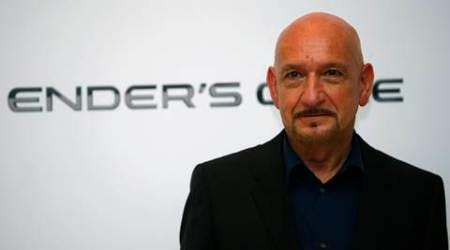 Bagheera is a General in 'The Jungle Book': Ben Kingsley