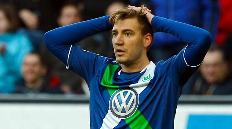 nicklas bendtner, bendtner, bendtner wolfsburg, wolfsburg, bendtner arsenal, bundesliga, football news, football