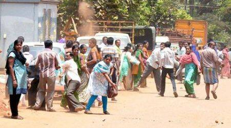 Why the violence led by garment workers in Bengaluru is totally unsurprising