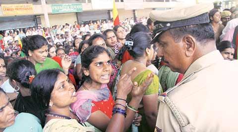 Bengaluru anger: Need PF funds  to tide between jobs - The Indian Express
