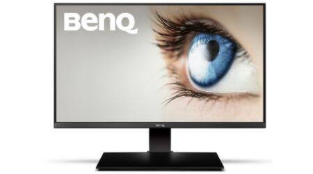 BenQ launches two eye-care monitors with low blue light, Flicker Free technology
