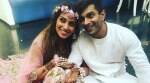 Karan Singh Grover and Bipasha Basu's mehendi ceremony: All that happened